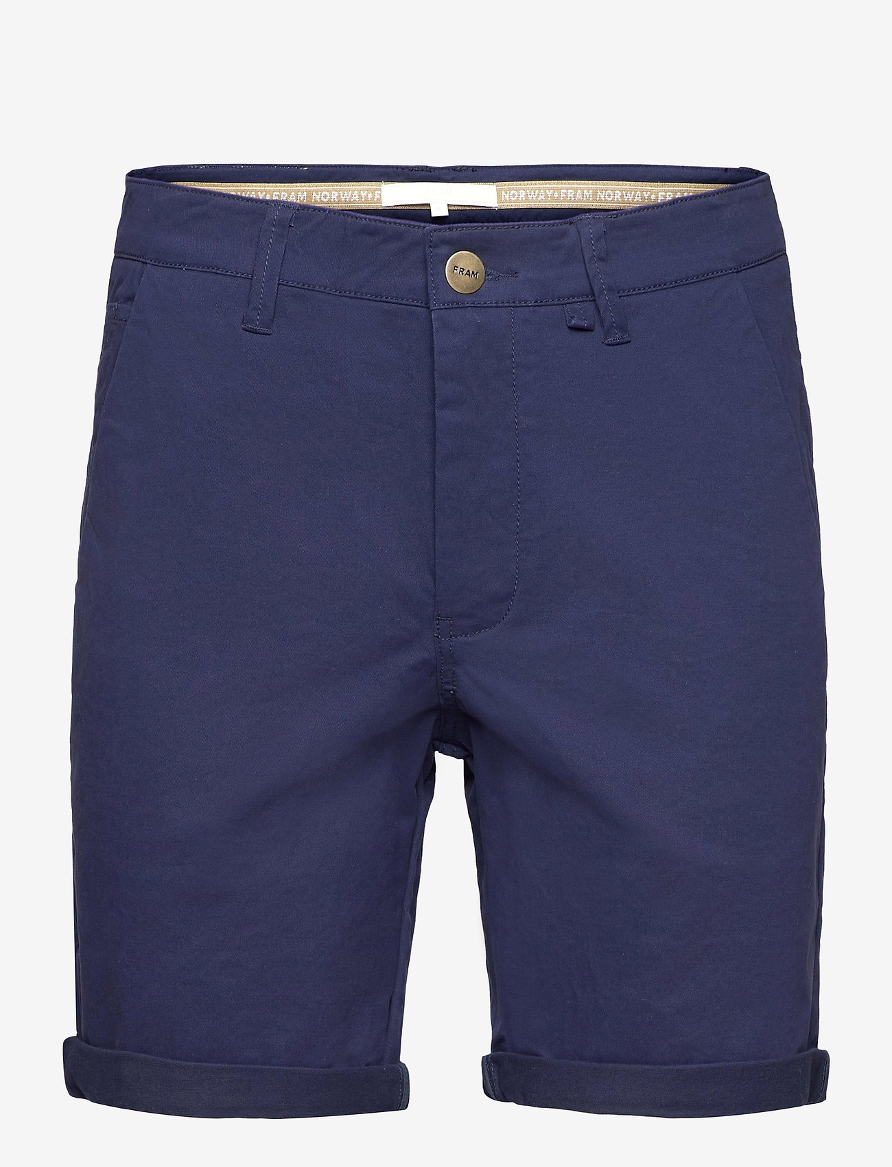 FRAM - Bygdøy Shorts - chinos shorts - outer space - 0