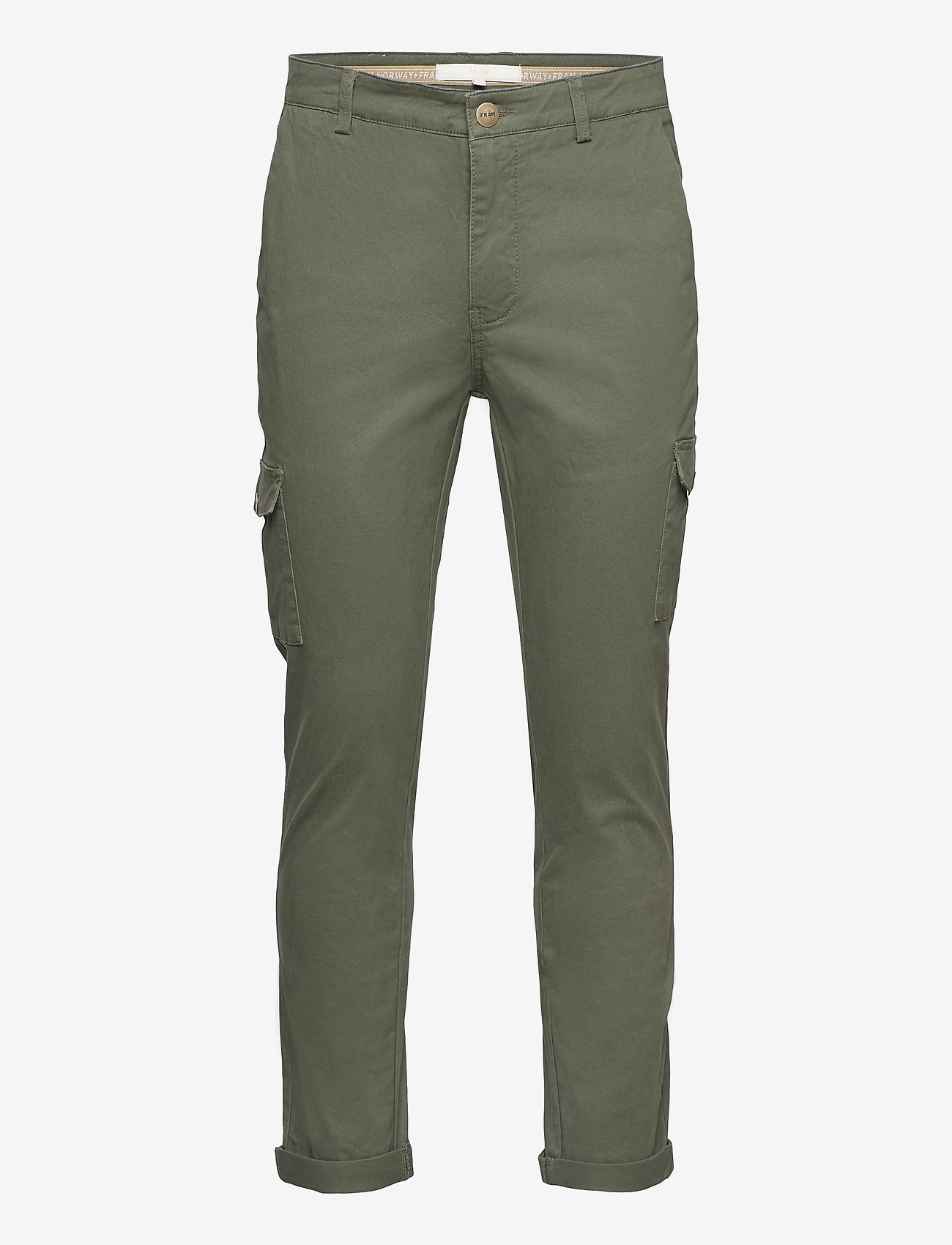 FRAM - Parcel Cargo - cargohose - deep lichen green - 0
