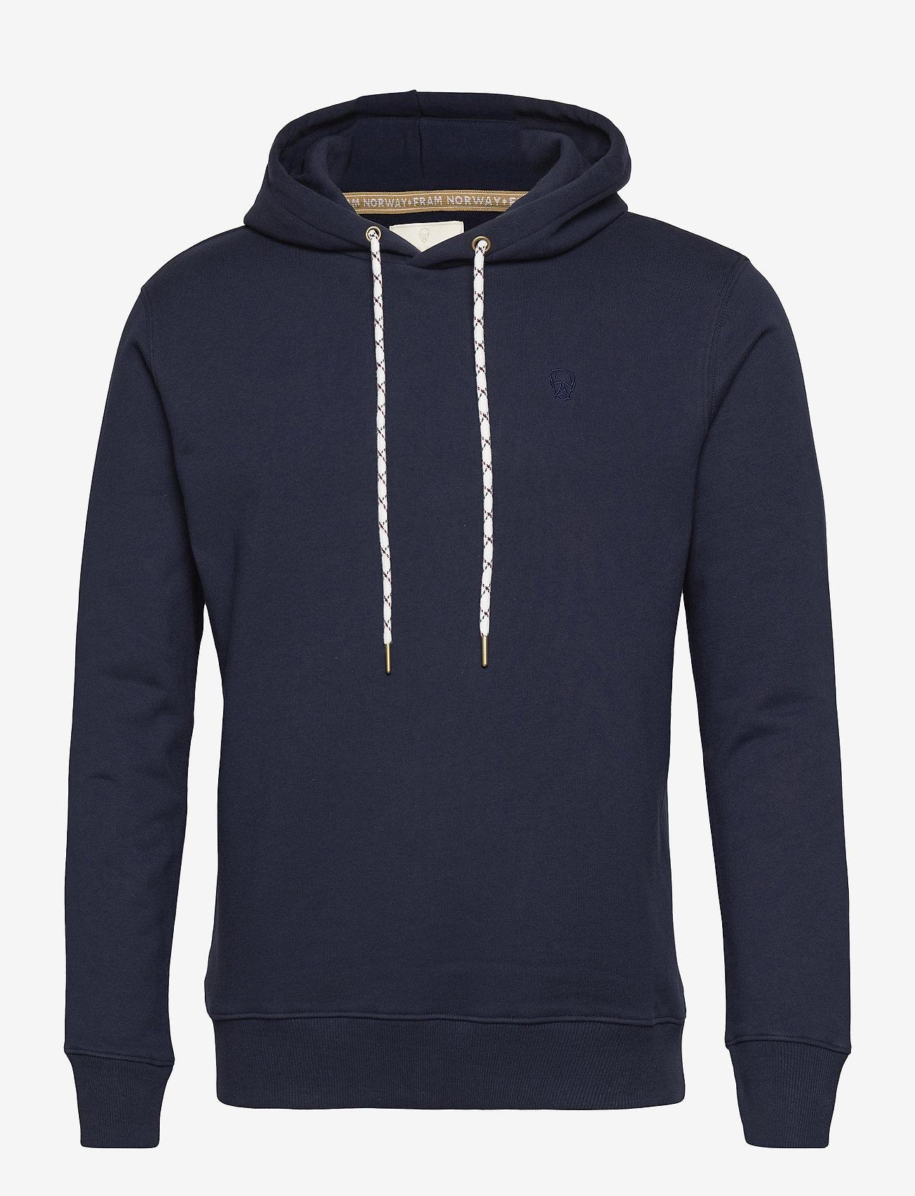 FRAM - Vault Hood - basic-sweatshirts - outer space - 0