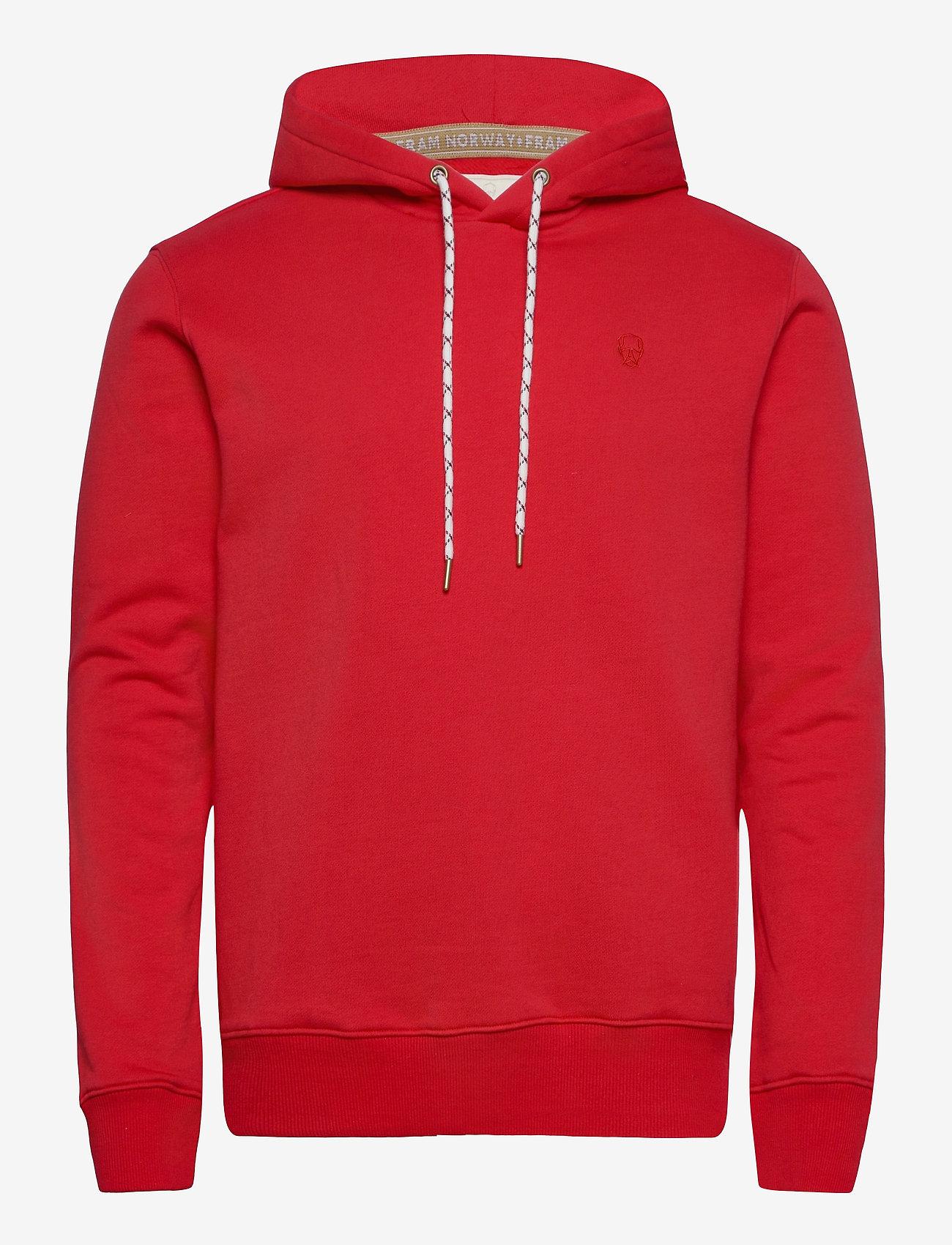 FRAM - Vault Hood - basic-sweatshirts - salsa - 0