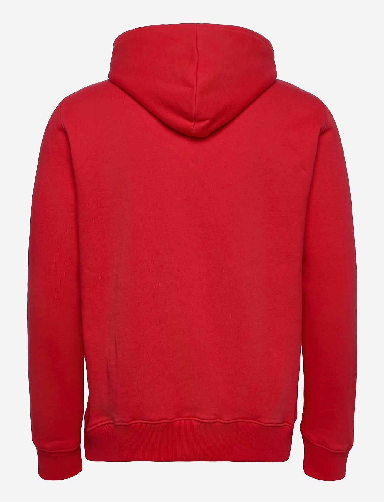 FRAM - Vault Hood - basic-sweatshirts - salsa - 1