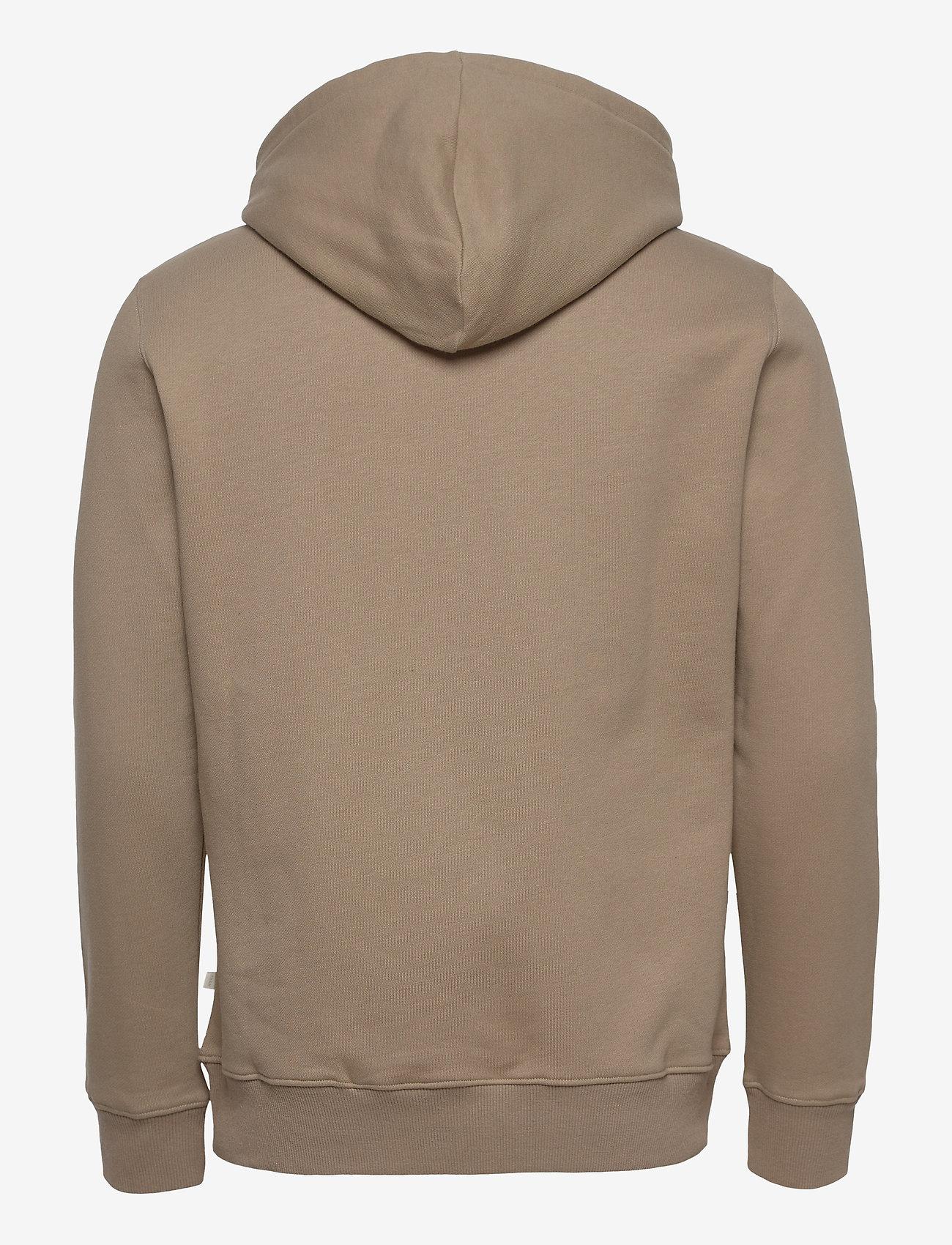 FRAM - Vault Hood - basic-sweatshirts - walnut - 1