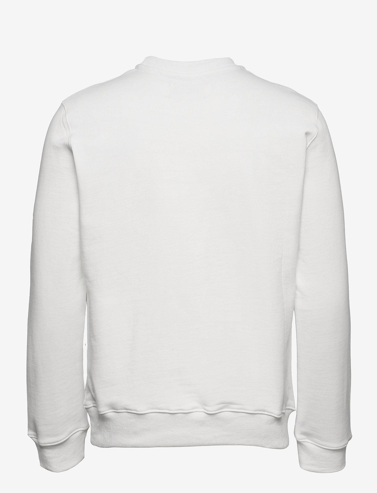 FRAM - Relay Crewneck - basic-sweatshirts - blanc de blanc - 1