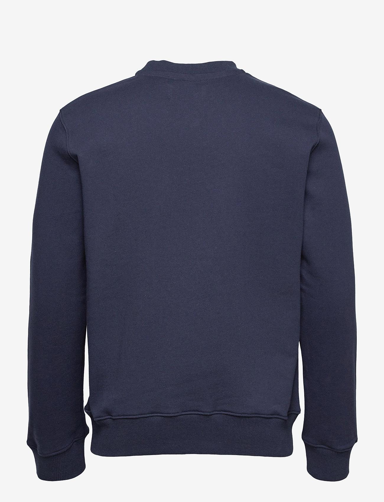 FRAM - Relay Crewneck - basic-sweatshirts - outer space - 1