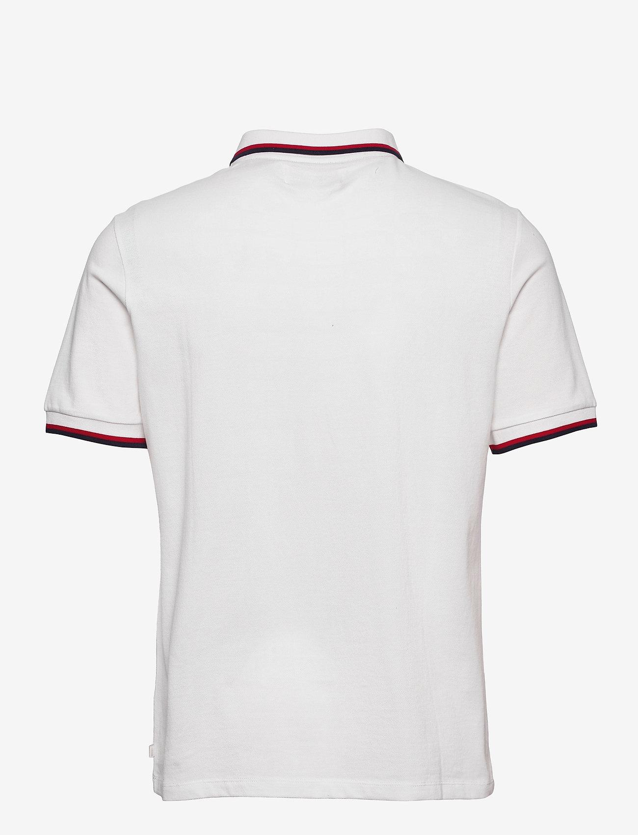 FRAM - Polo Piquet - kurzärmelig - blanc de blanc - 1