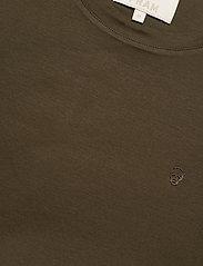 FRAM - FRAM Basic Tee - basic t-shirts - olive - 3