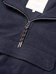 FRAM - Edgar Fleece Jacket - basic-sweatshirts - indian ink - 2