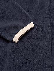 FRAM - Edgar Fleece Jacket - basic-sweatshirts - indian ink - 3