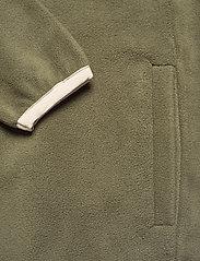 FRAM - Edgar Fleece Jacket - basic-sweatshirts - vetiver - 3