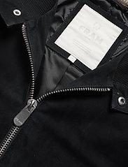 FRAM - Infield Jacket - lederjacken - stretch limo - 5