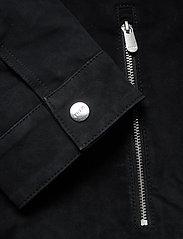 FRAM - Infield Jacket - lederjacken - stretch limo - 6
