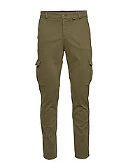 Parcel Cargo Chino - DUSTY OLIVE