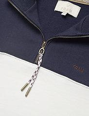 FRAM - Score Zip Neck - half zip - walnut - 2