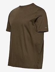 FRAM - FRAM Basic Tee - basic t-shirts - olive - 2