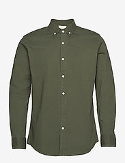 FRAM - Alex Shirt - basic-hemden - military olive - 0