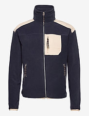 FRAM - Donatello Fleece Jacket - podstawowe bluzy - indian ink - 0