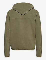 FRAM - Edgar Fleece Jacket - basic-sweatshirts - vetiver - 1