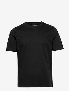 FRAM Basic Tee - basis-t-skjorter - black