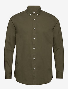 Alex Shirt - DUSTY OLIVE