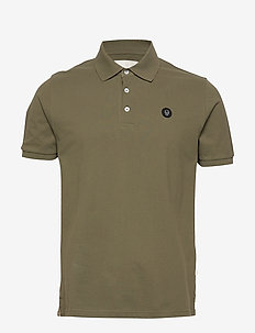 Rack Polo - DUSTY OLIVE