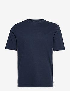 Fram Basic Tee - basic t-shirts - sky captain