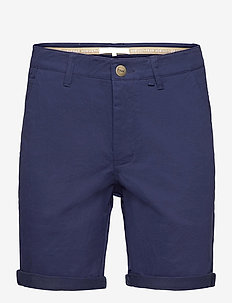 Bygdøy Shorts - chinos shorts - outer space
