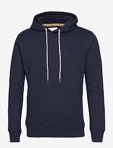 Vault Hood - basic-sweatshirts - outer space