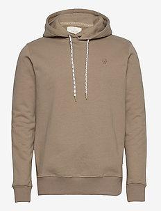 Vault Hood - basic-sweatshirts - walnut