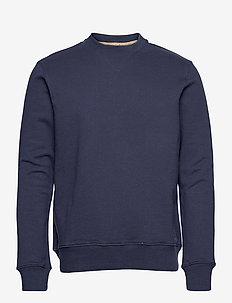 Relay Crewneck - basic-sweatshirts - outer space