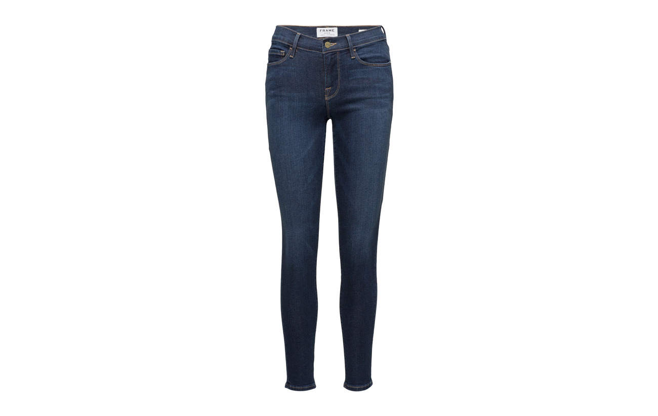 5 93 Polyester De Le Frame Elastane Skinny Jeanne Road Coton 2 Colombia q8xF1xf