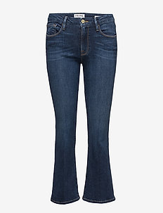LE CROP MINI BOOT - boot cut jeans - remsen