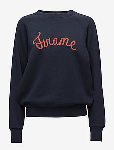 OLD SCHOOL SWEATSHIRT - FALL NAVY