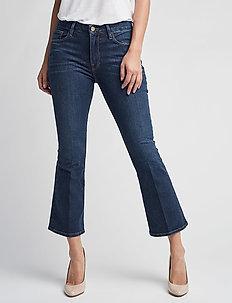 LE CROP MINI BOOT - boot cut jeans - remsen