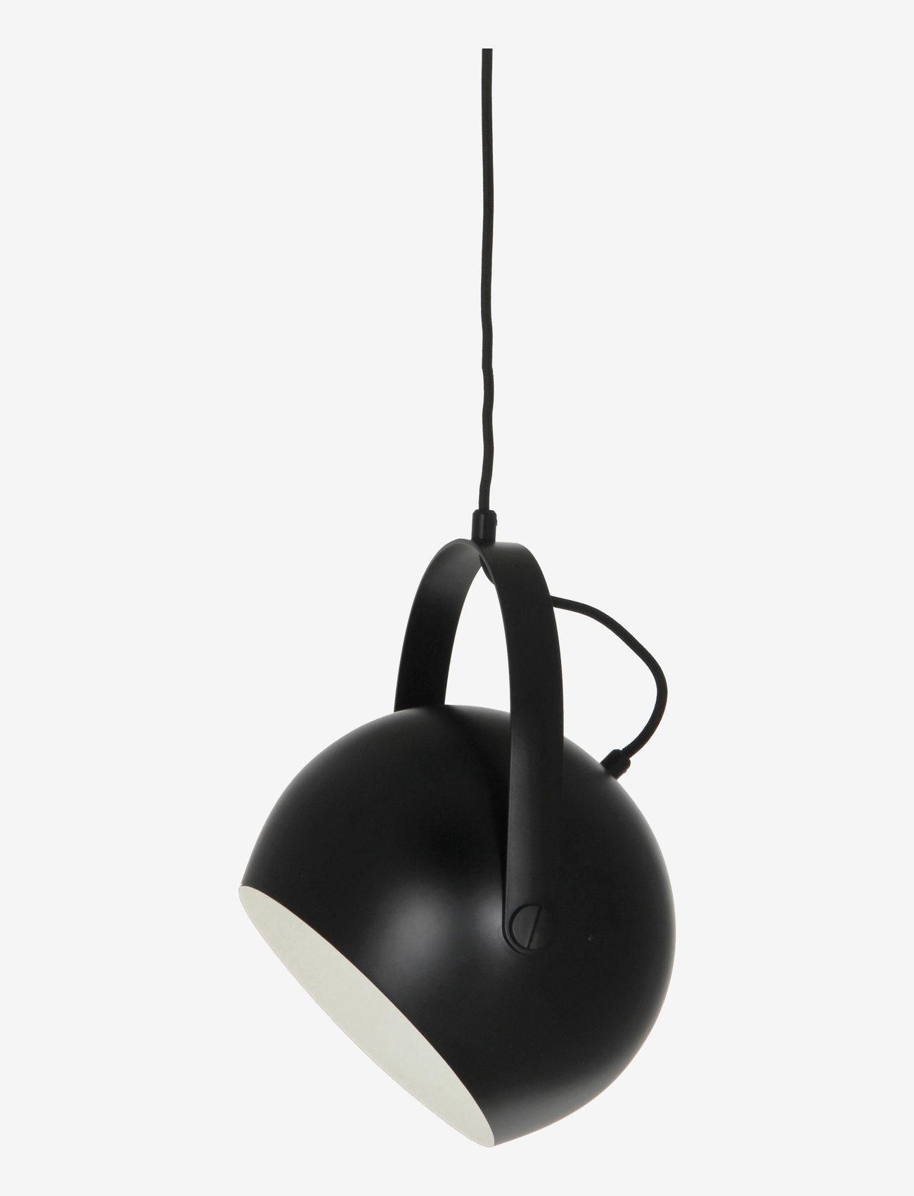 Frandsen Lighting - Ball - pendler - matt black - 0