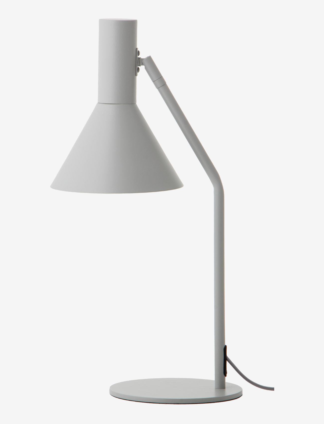Frandsen Lighting - Lyss - bordlamper - matt grey - 0