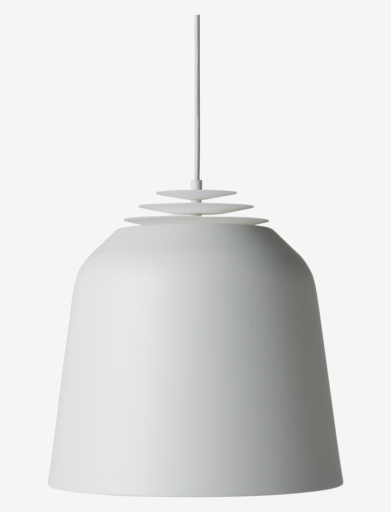Frandsen Lighting - Acorn Large Pendant - pendler - matt cool grey - 0