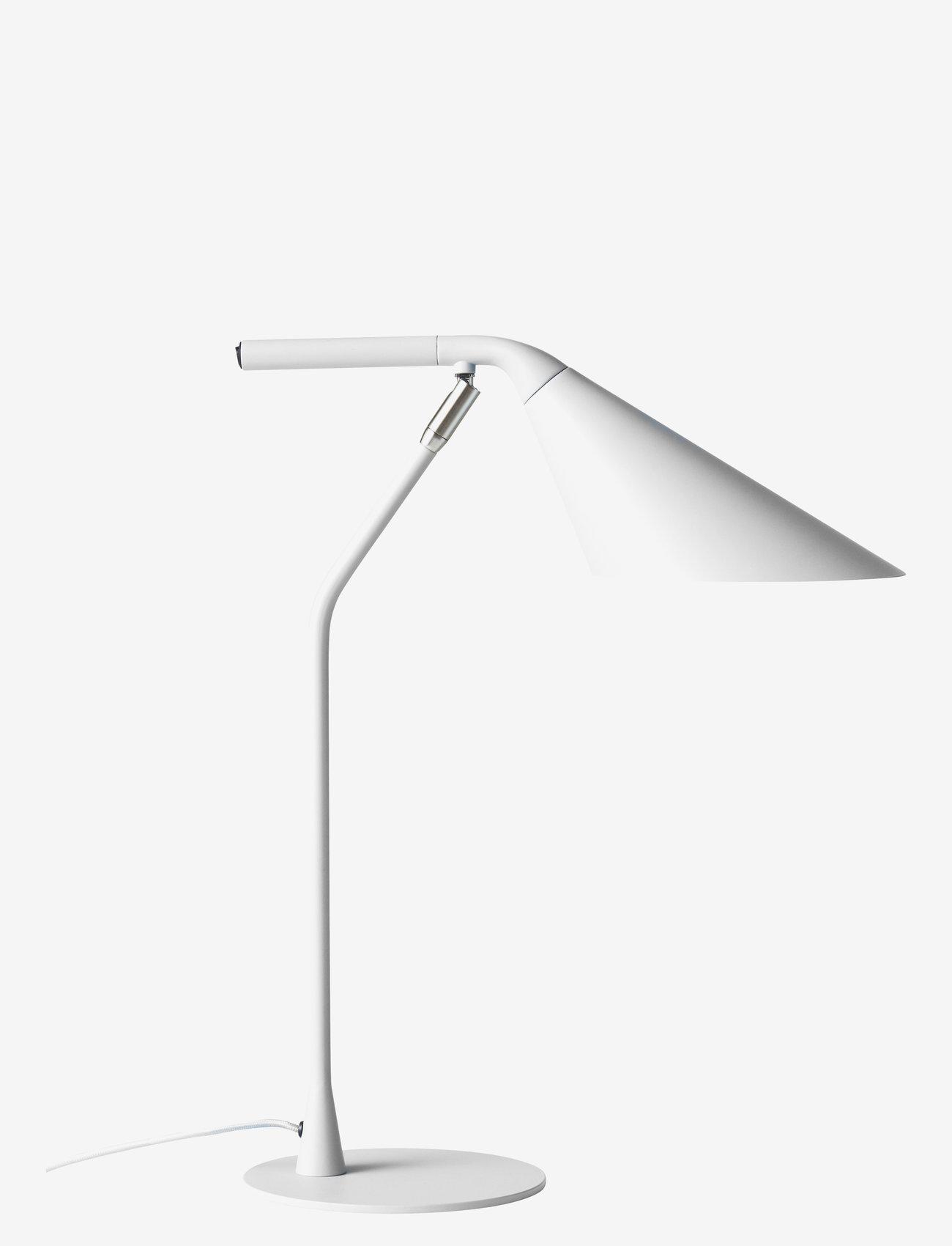 Frandsen Lighting - Ray Table Lamp - bordlamper - matt cool grey - 0