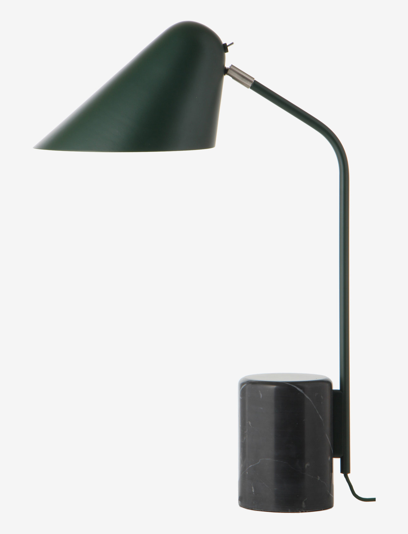 Frandsen Lighting - Rowan Table Lamp - bordlamper - matt dark green - 0
