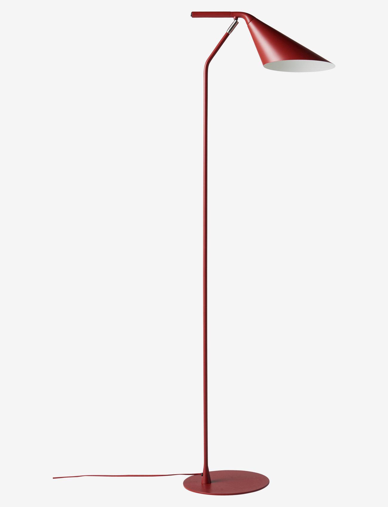 Frandsen Lighting - Ray Floor lamp - gulvlamper - matt paprika - 0