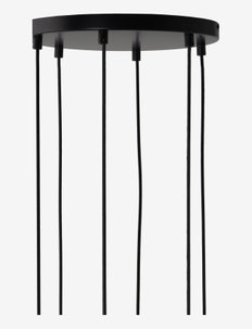 Canopy - lampetilbehør - matt black