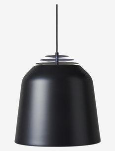 Acorn Large Pendant - pendler - matt signal black