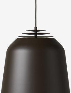 Acorn Large Pendant - pendler - matt dark brown