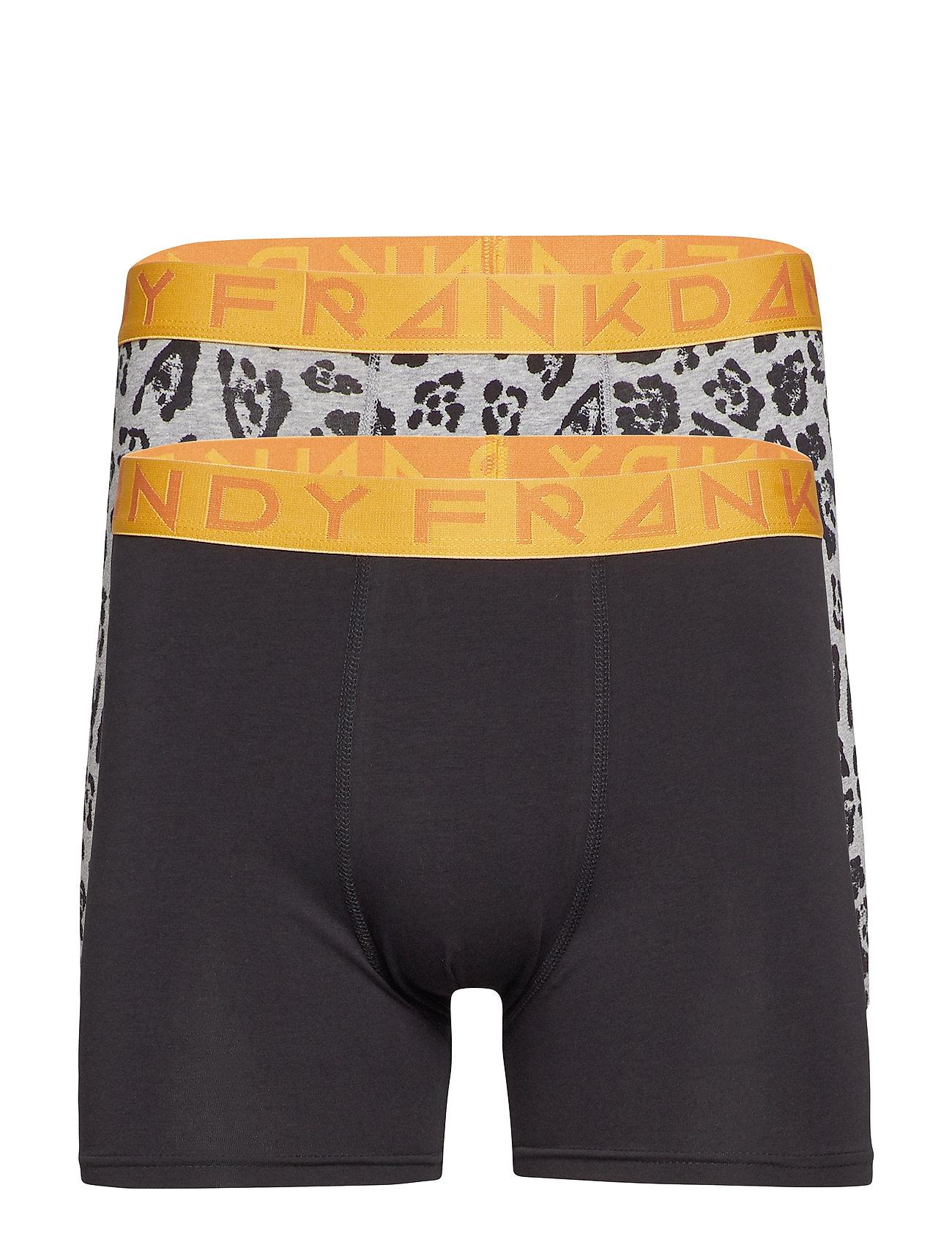 Frank Dandy 2 Pack Gladuar Boxer Boxershorts