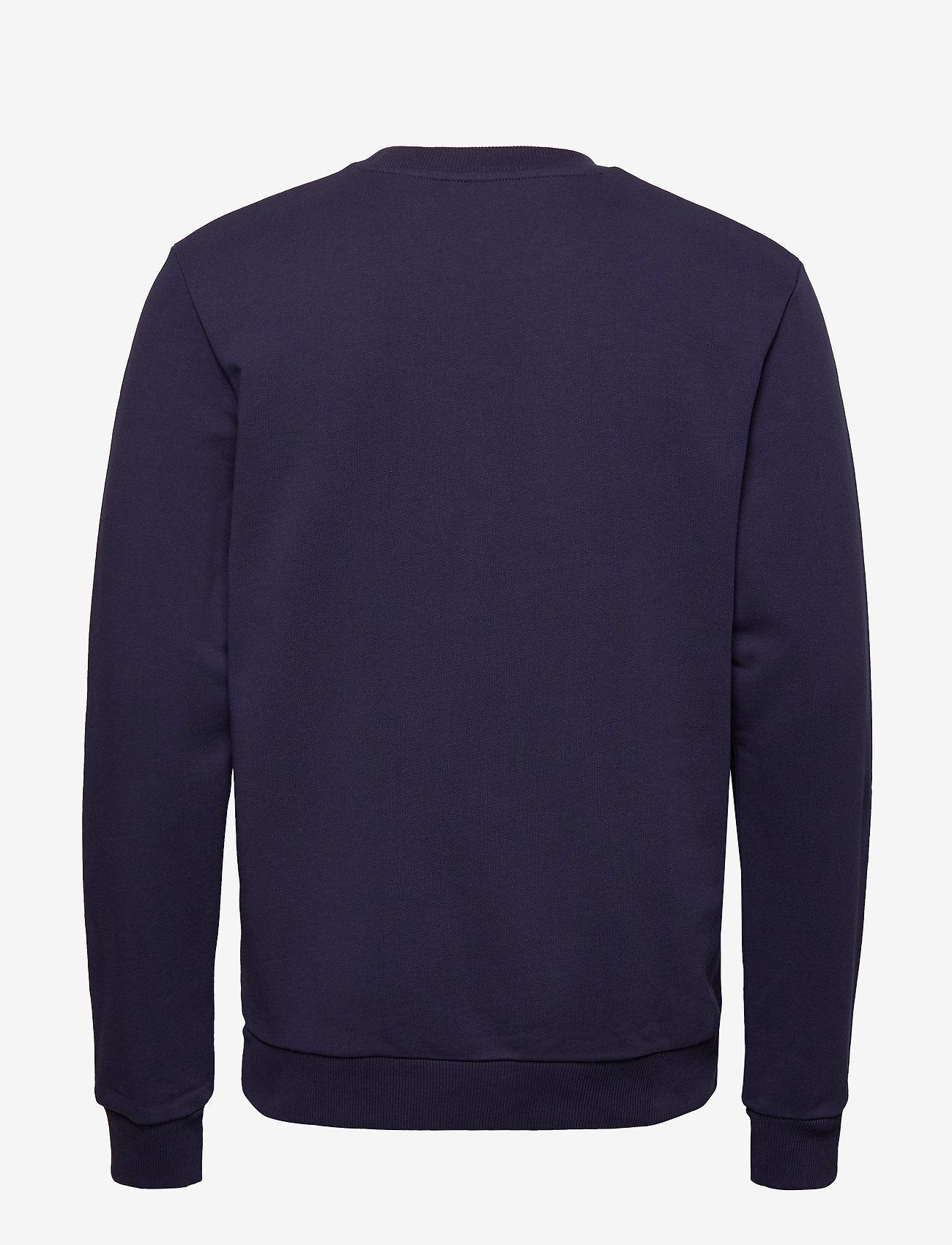 Frank Dandy - Unisex Solid Crew - basic sweatshirts - dark navy - 1