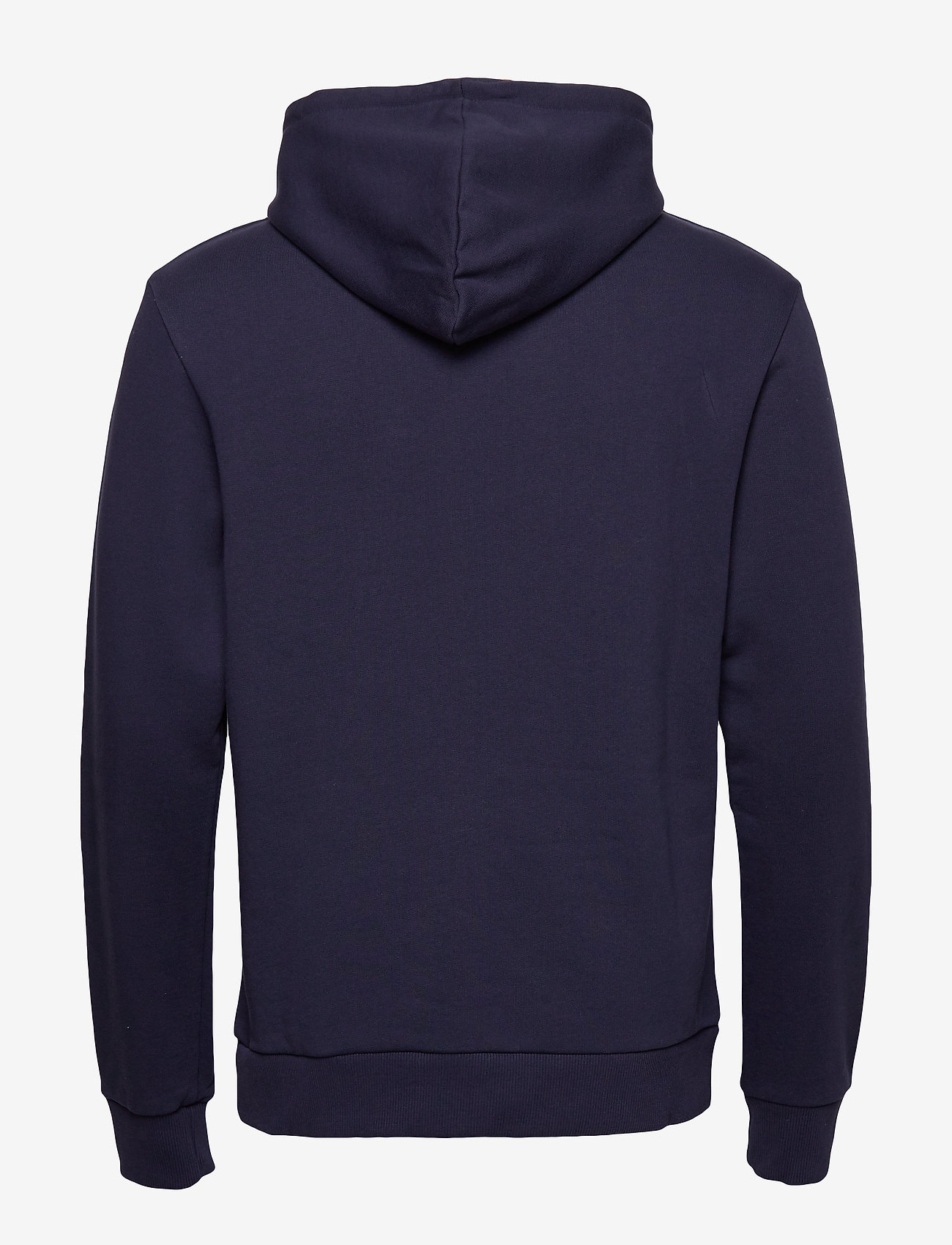 Frank Dandy - Unisex Solid Hoodie - basic sweatshirts - dark navy - 1