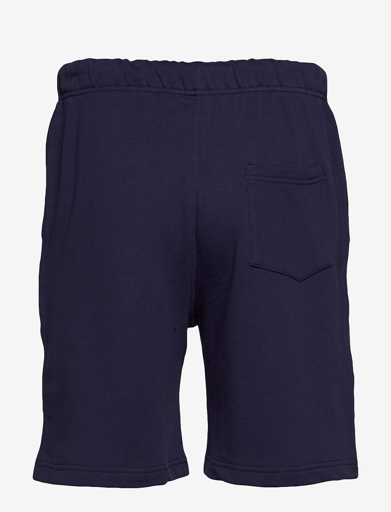 Frank Dandy - Unisex Solid Sweat Shorts - casual shorts - dark navy - 1