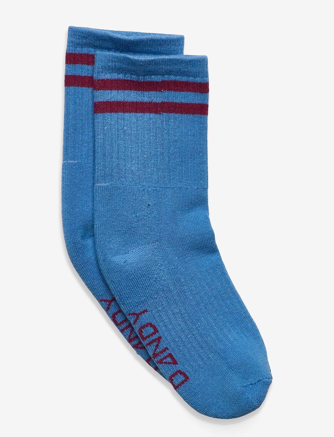 Frank Dandy - Kids Half Terry Sock - skarpetki - blue - 0