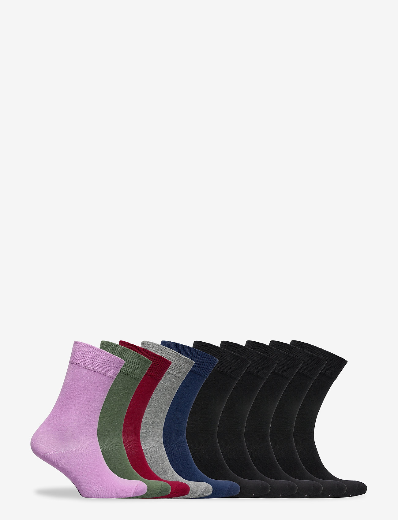 Frank Dandy - BO.10P Crew Sock - regular socks - multi - 1