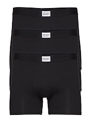 3 Pack Legend Organic Boxer - BLACK