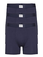 3 Pack Legend Organic Boxer - DARK NAVY